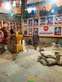 Making of Khairatabad Ganesh 2015 2