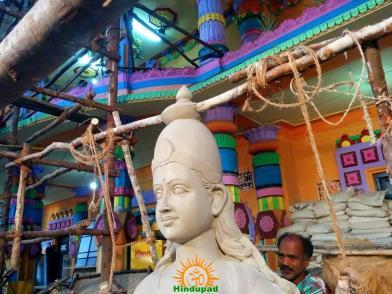 Making of Khairatabad Ganesh 2015 6