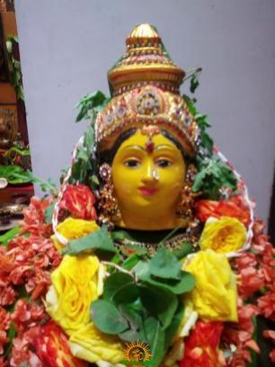 Varalakshmi Vratham Decoration 5