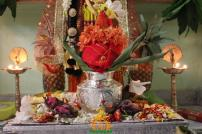 Varalakshmi Vratham Decoration design 13
