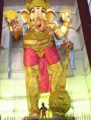 111 feet Gajuwaka Ganesh idol 2015 1