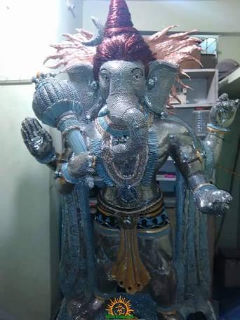 Balyuva Mandal Ganesh 2015 2