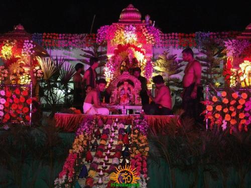 Bhagyanagar Ayyappa Seva Samithi Padipooja image