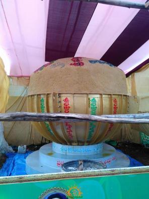Gajuwaka Ganesh 2015 Laddu 8000 kgs