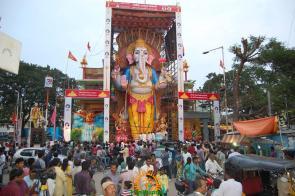Khairatabad Ganesh 1 image