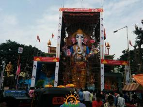 Khairatabad Ganesh 2015 full size