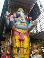 Khairatabad Ganesh 2015 vigraham photo