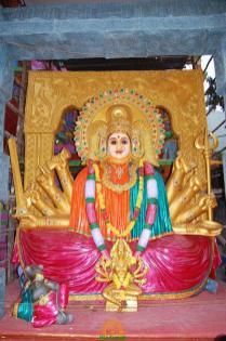 Khairatabad Ganesh Bhadrakali Ammavaru Warangal