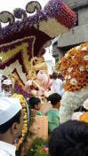 Pune's Shrimant Dagdusheth Halwai Ganpati 2015 2