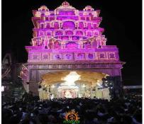 Pune's Shrimant Dagdusheth Halwai Ganpati 2015 3