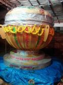 Tapeshwaram Laddu for Gajuwaka Ganesha 2015