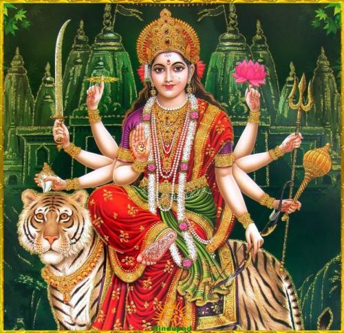 Durga Ashtami Puja