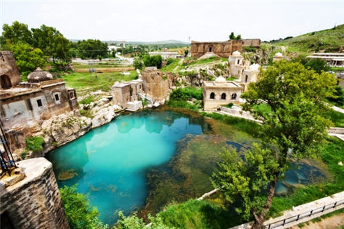 Katas Raj Temple Pakistan no-watermark