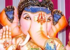 Balapur Ganesh 2016 setting 13