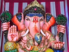 Balapur Ganesh 2016 setting 15