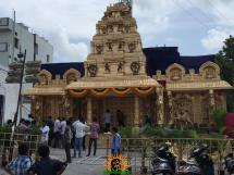 Balapur Ganesh 2016 setting 3