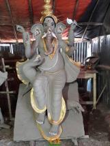 Clay Ganapathi 1 in Hyderabad