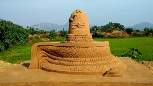 Shivaratri Sand Sculpture 2018 1 no-watermark