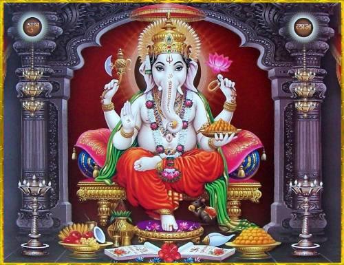 4 Ganesha