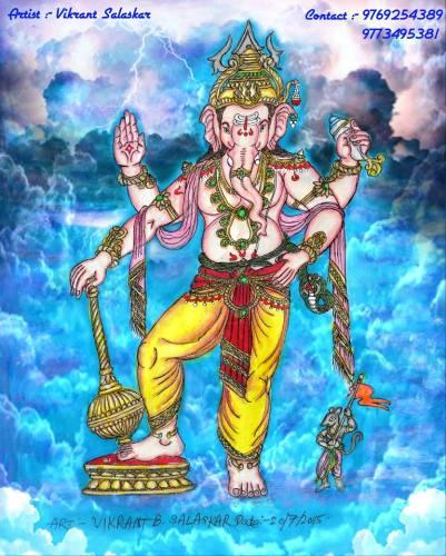 Challengers Boys Mitra Mandal 2018 Bhivandi sketch no-watermark