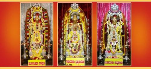 Horanadu Temple Navaratri