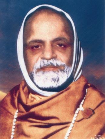 Jagadguru Bharati Krishna Tirtha Swami