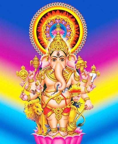 Kannu Dishti Ganapati Kan Drishti Vinayagar