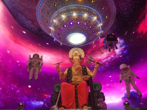 Lalbaugcha Raja 2019 First Look 5