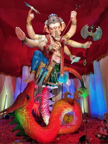 Mumbadevi Cha Ganraj 2019 2