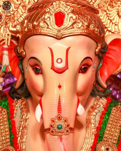 Mumbai Cha Raja 2019 Ganesh Galli Cha Raja 1