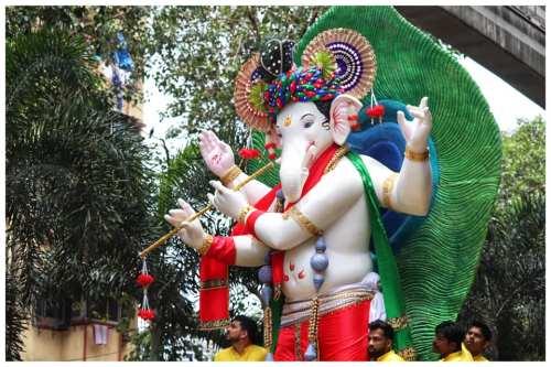 Mumbai cha Anant 2019 11 Khetwadi 13th Lane Ganpati