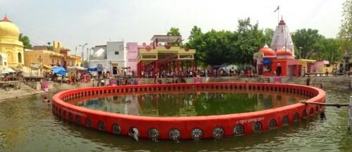 Naimisaranyam Chakra Tirtham