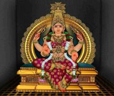 Nandini consort of Chitragupta Bhagvan