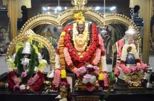 Nanganallur Rajarajeshwari Temple