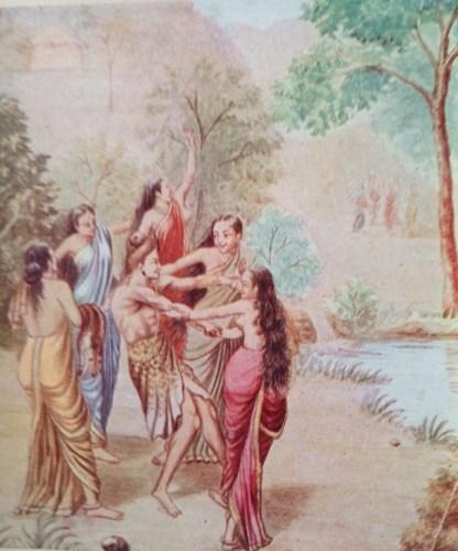 Rishyasringa