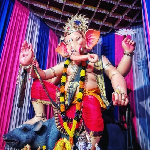 Sagar Mitra Mandal 2019 1 Sion Koliwada Cha Ganraj