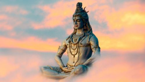 Shiva as Yogi no-watermark