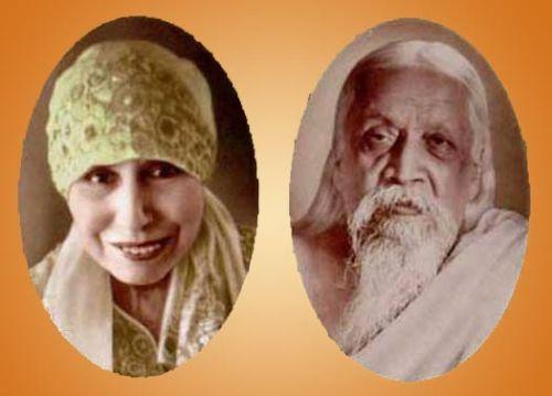 Sri Aurobindo Mother Mirra Alfassa