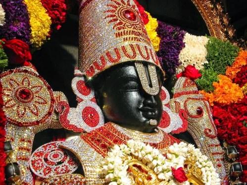 Tirumala Tirupati Balaji