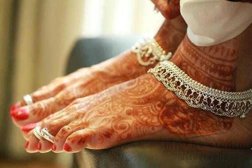 Toe Rings of Hindu women mettelu metti