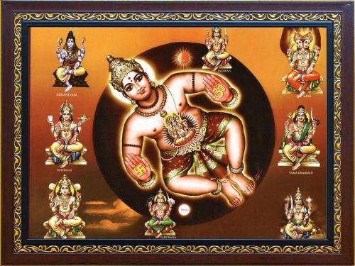 Vastu Bhagwan