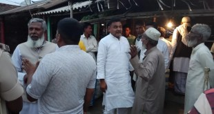 Syed Mahmud Ashraf did public relations with Panchayats at Thakurganj