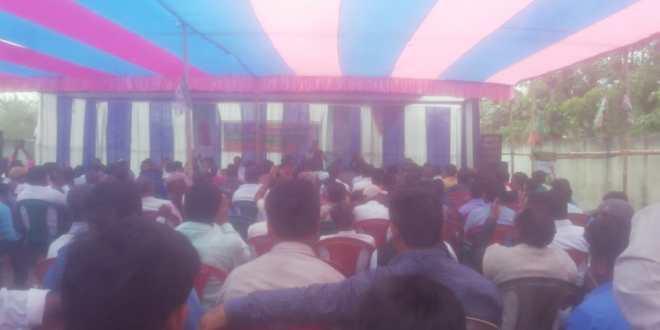 सैय्यद महमूद अशरफ ने अमौर में किया कार्यलय का उद्घान