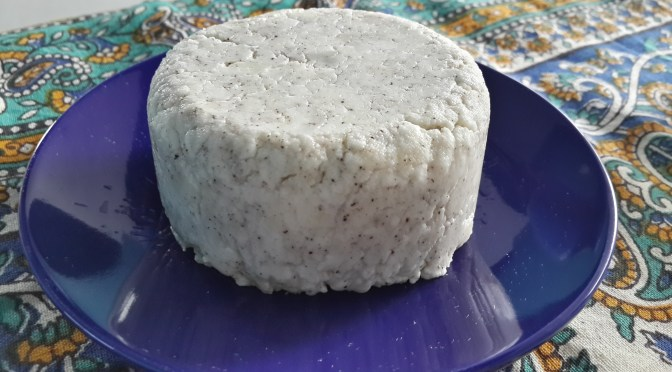 How to make home made cheese
