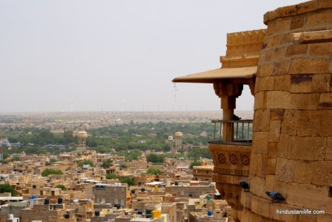 Jaisalmer - Inside the fort views