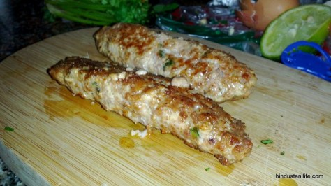 Oven Baked Juicy Chicken Kebabs