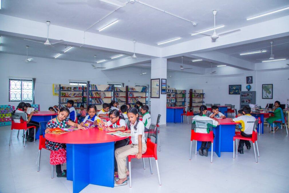 international schools with best infrastructure at chennai