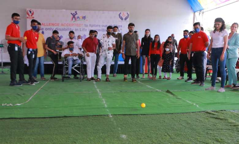 Xplore conducted 'Challenge Accepted' to Xplore our abilities