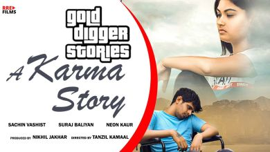Sachin Vashist Takes Another Challenge Soon to appear in RRE Films Web Series 'A Karma Story'