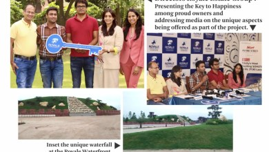 Chandigarh Royale City becomes Chandigarh region's first true 'Green Township with a unique waterfall